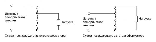 Как работает автотрансформатор