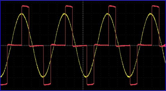 Инверторный стабилизатор после UPS исправит форму сигнала