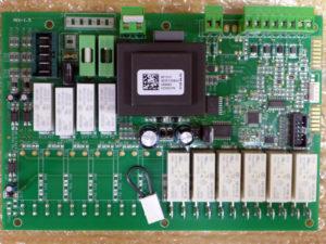 Блок управления электрокотла